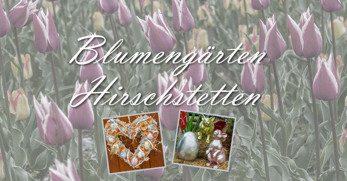 Ostermarkt Blumengärten Hirschstetten