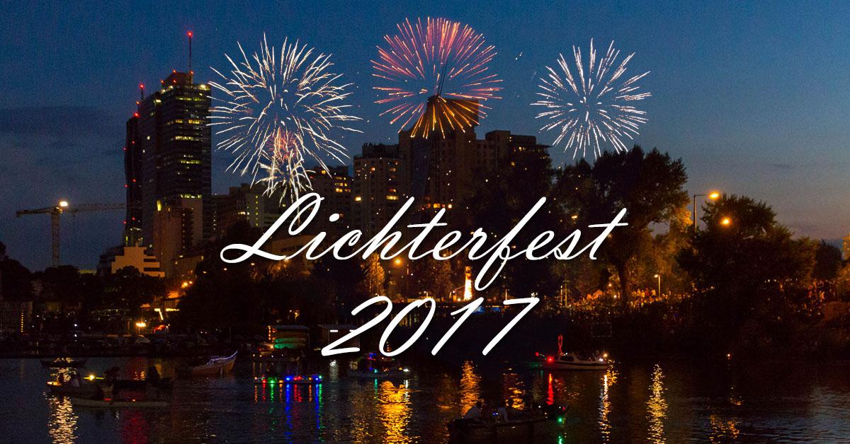 Radio Wien-Lichterfest 2017
