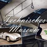 Impressionen vom technischen Museum