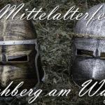 Impressionen vom Mittelalterfest Kirchberg/Wagram 2017