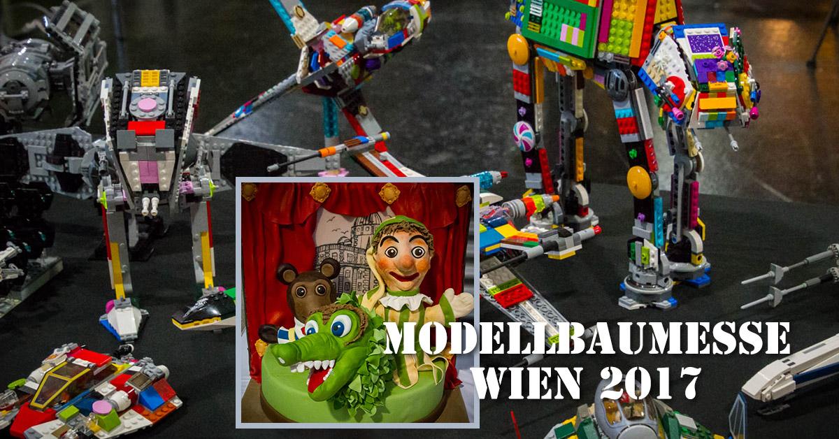 Modellbaumesse Wien 2017