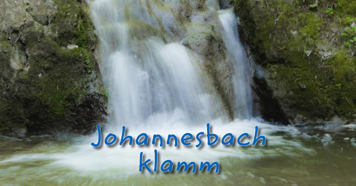 Impressionen von der Johannesbachklamm 2018